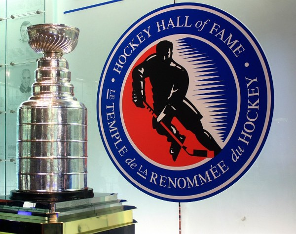 Stanley Cup Toronto Hockey Hall of Fame