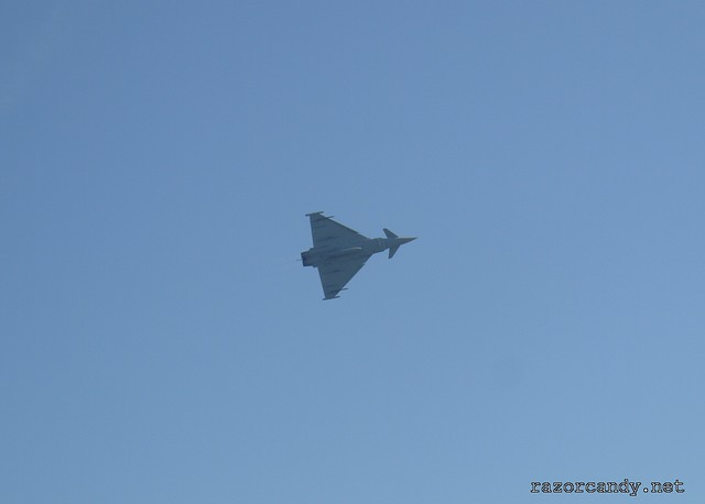Typhoon - Southend Air Show - Sunday, 27th May, 2012 (3)