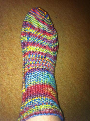 Aquaphobia Socks