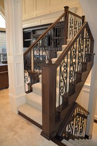Open staircase design picture. | Flickr - Photo Sharing!