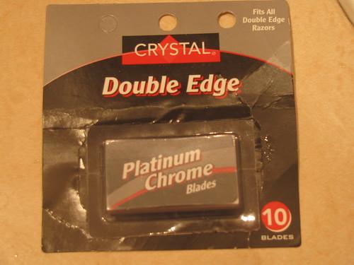 Crystal Double Edge by jaklumen & family