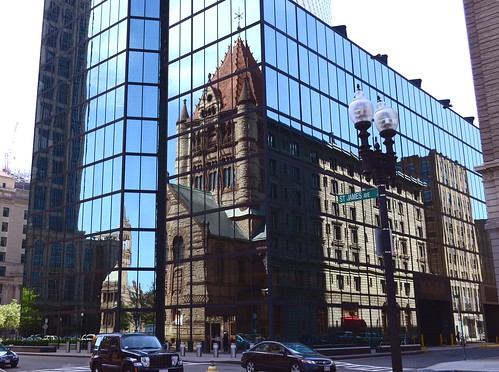 Reflections of Boston
