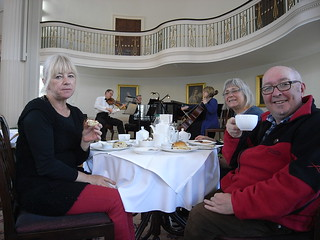 Tea in the Pump Room