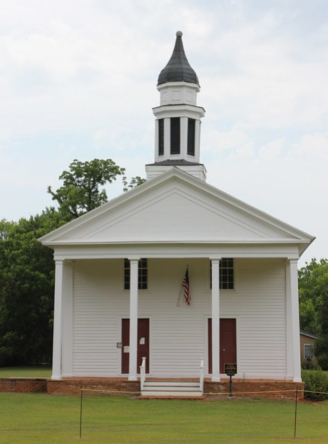 St. James Christian Methodist Episcopal Church, Lowndesboro AL