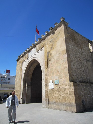 tunis city gate