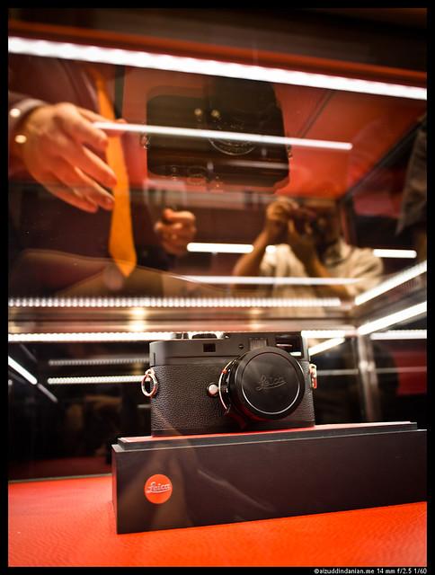 The Leica M-Monochrom