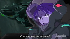 Gundam AGE 3 Episode 33 Howl to the Earth Youtube Gundam PH 0046