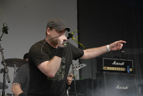 Pat Lind of Morbid Saint