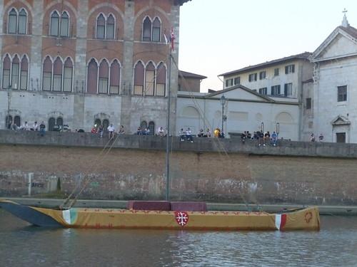 Piattaforma Regata di San Ranieri