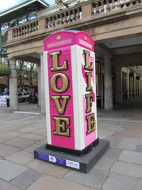 """Long Live Love Life"" by Ryan Callanan (Covent Garden)"