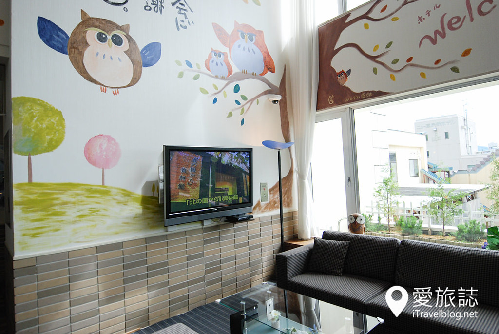 富良野自然森林酒店 Hotel Naturwald Furano 04