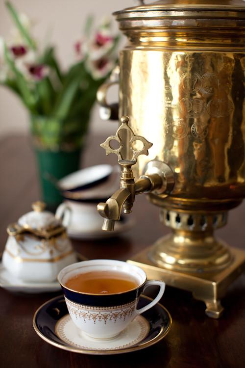 Morning Tea 1