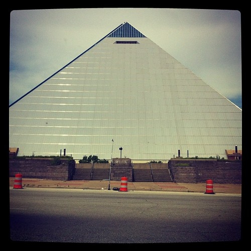 The Pyramid, Memphis, Tenn.