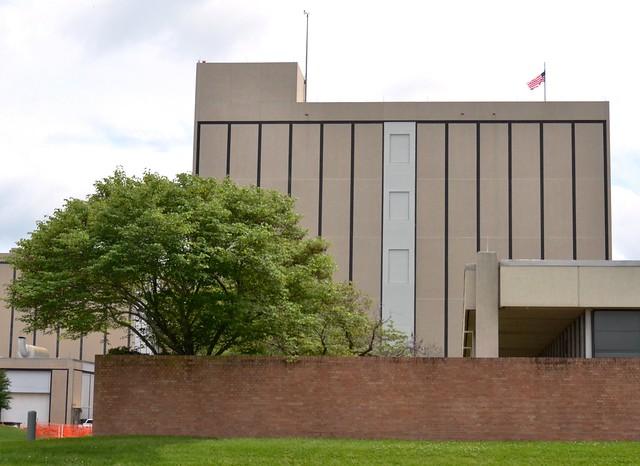 Mission Control Building