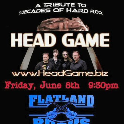 Head Game 6-8-12