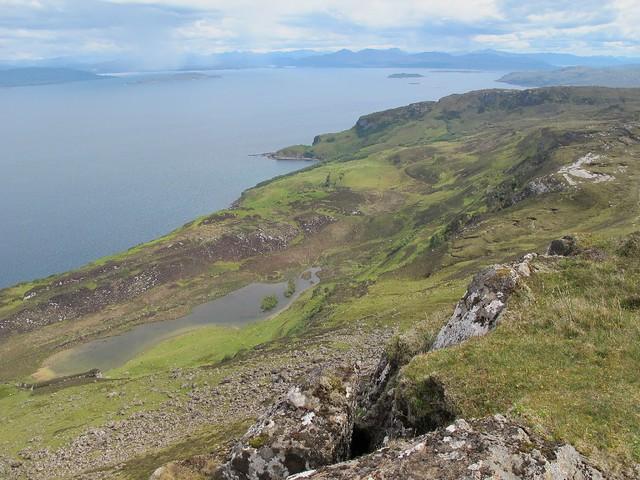 Dun Caan, Raasay