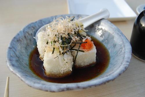 Tofu Agedashi
