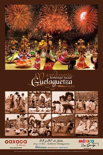 Now We Are 80 @ Oaxaca, Guelaguetza 2012