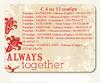 Флаер- обратная сторона - Анастасии Бойко из Хабаровского край, г. Комсомольск-на-Амуре, сделанная в рамках конкурса на лучшую рекламу гастролям Зары в Израиле