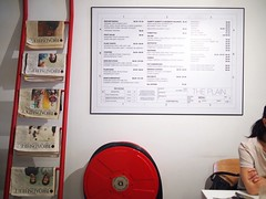 Menu, The Plain cafe, 50 Craig Road, Tanjong Pagar