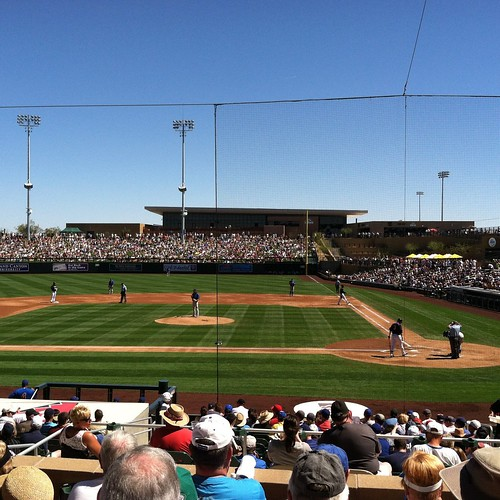 Cactus League Baseball Trip