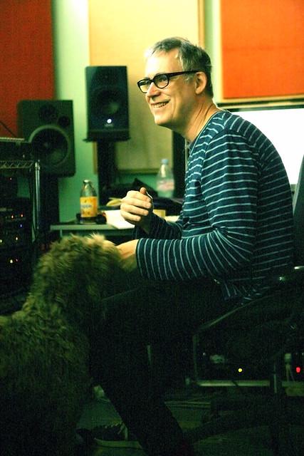 Joe McGinty's Studio