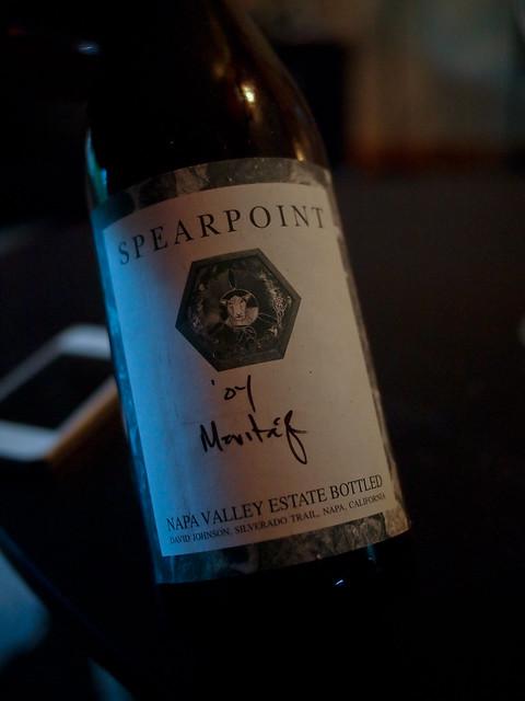 Spearpoint Winery Meritage '04