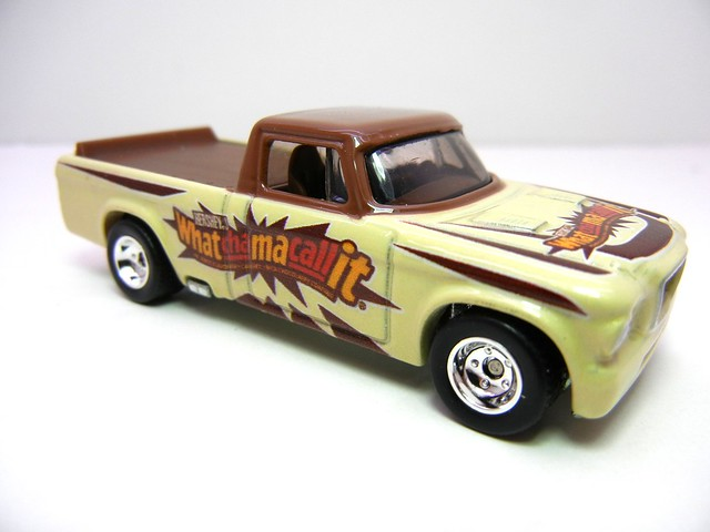hot wheels nostalgia hersheys  whatchamacallit '63 studebaker champ (3)