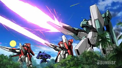 Gundam AGE 3 Episode 33 Howl to the Earth Youtube Gundam PH 0027
