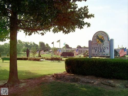 Memorial Day, Veterans Park in Broken Arrow, OK