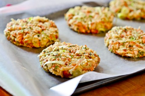 Pinto-and-Rice Burgers 9
