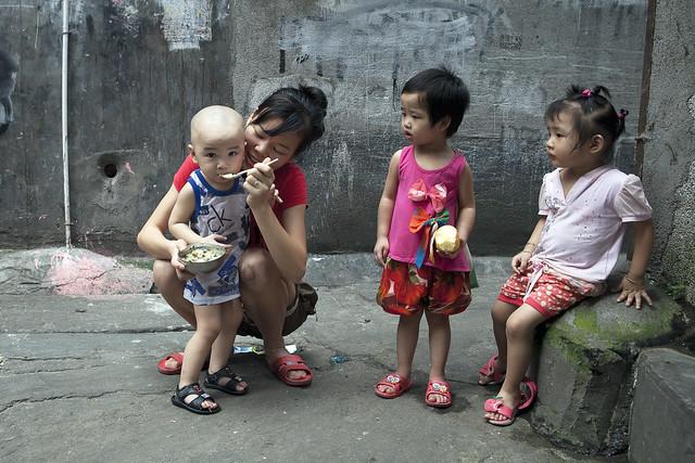 Urban village kids