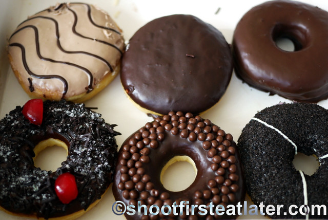 J.CO Donuts- chocolate selections