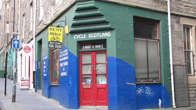 Cycle Scotland