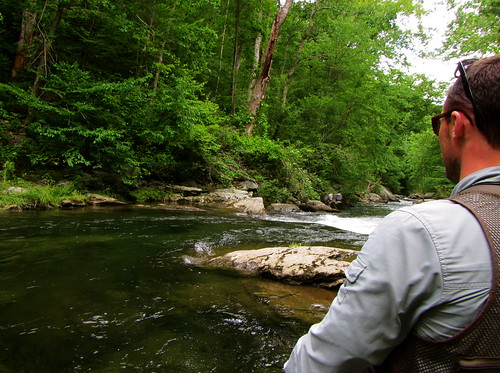 Fly Fishing the Hereford Area of Gunpowder State Park