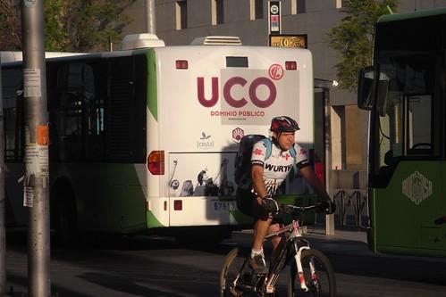 Campaña Publicitaria de la Universidad de Córdoba sobre Másteres y Cursos Doctorado.