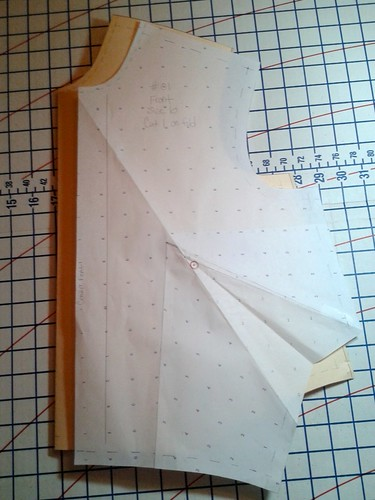Pattern Drafting Class - Manipulating Darts