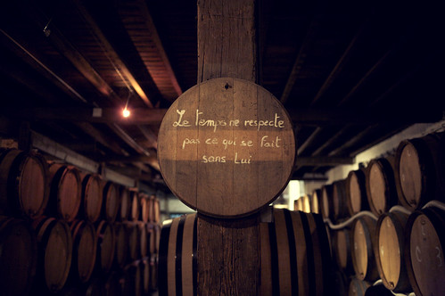 visdomar på cantillon brewery