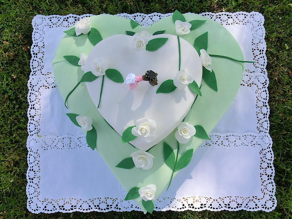 Hochzeitstorte Xxl  Hochzeit
