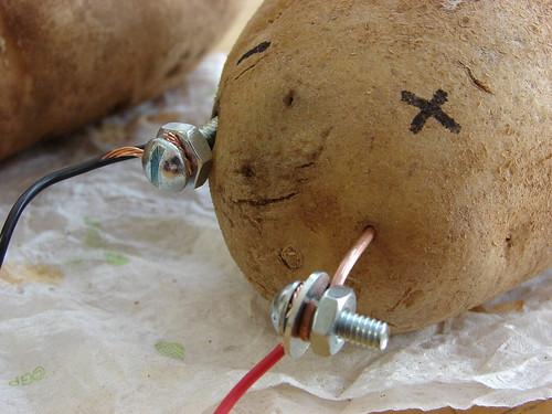 Potato-Battery