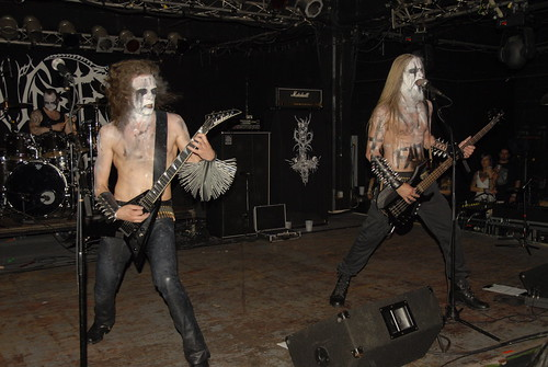 Tsjuder at Maryland Deathfest X
