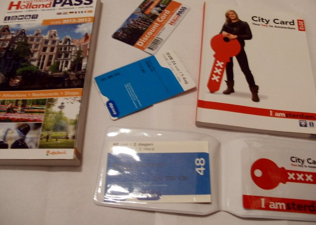 holland pass amsterdam city card
