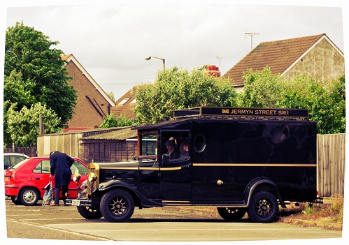Jermyn Street Van - 16th June 2012 - Day 17