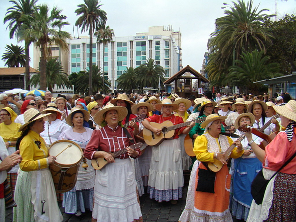 Romeria 2010 Las palmas de Gran Canaria 19