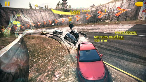 Asphalt 8: Airborne บน HTC One M8
