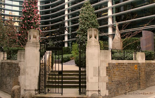 walbrook garden london