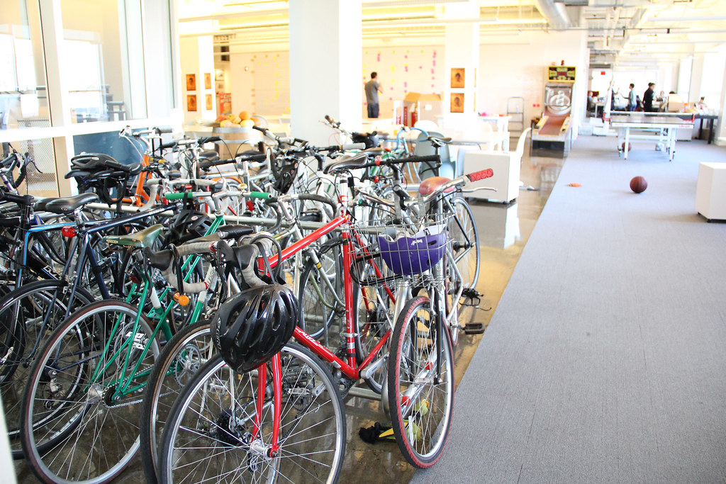 Planning department looks to boost bike parking - Airbnb san francisco office phone number ...