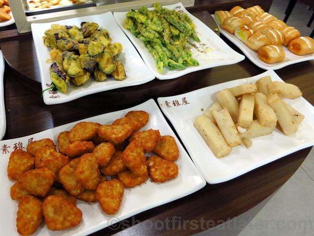 素雅屋 (vegetarian restaurant in Taimall, Taipei)-001