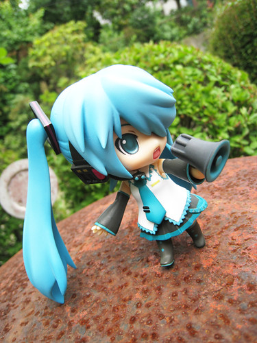 Nendoroid Hatsune Miku: Love is War version