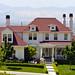 White Luxury Mansion Home